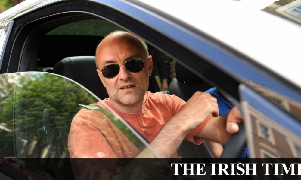 Irish backstop – Dominic Cummings faces fresh calls to resign after new allegations of lockdown travel