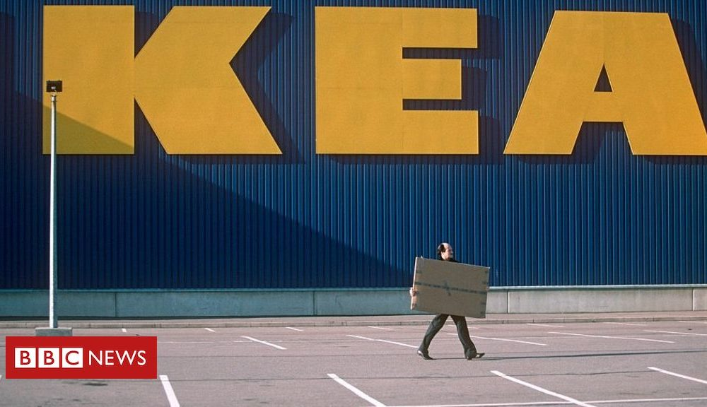 Northern Ireland Ikea to begin reopening stores, with caveats
