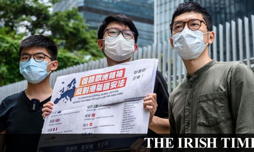 Irish backstop – Hong Kong to resume debate on on controversial anthem Bill as tensions simmer