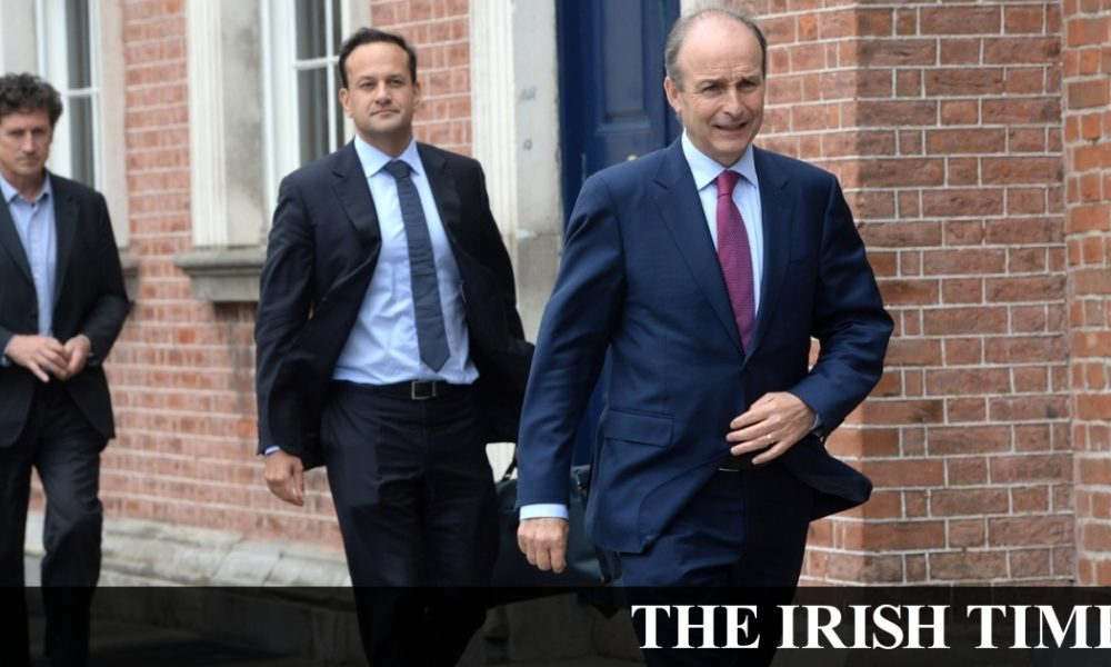 Irish backstop – Taoiseach speaks to European Commission president about pandemic and Brexit