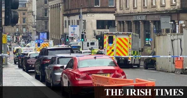 Irish backstop – Three killed and suspect shot dead by police following attack in Glasgow