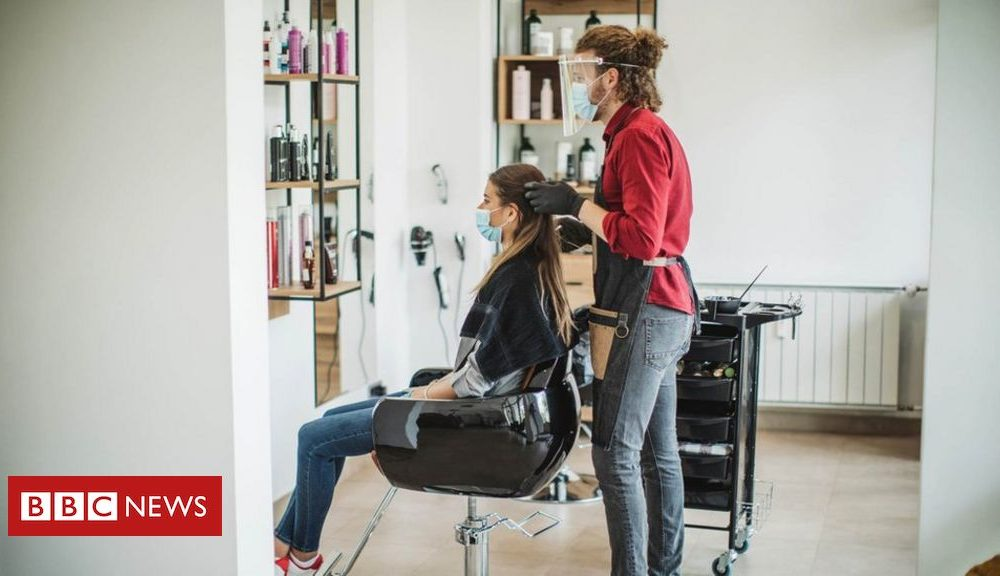 Northern Ireland Coronavirus: Hairdressers could open in NI within weeks