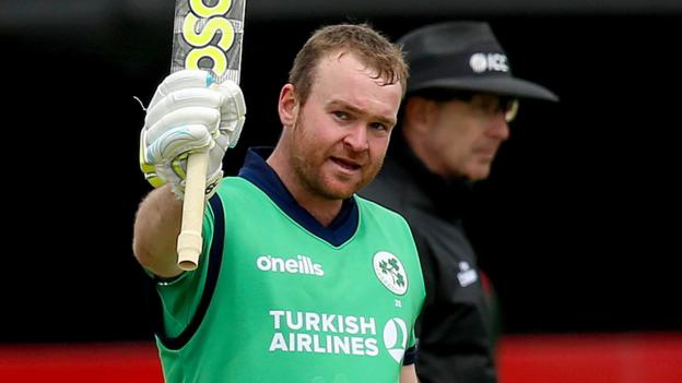 Northern Ireland Paul Stirling: Ireland batsman 'yet to fulfil full potential'