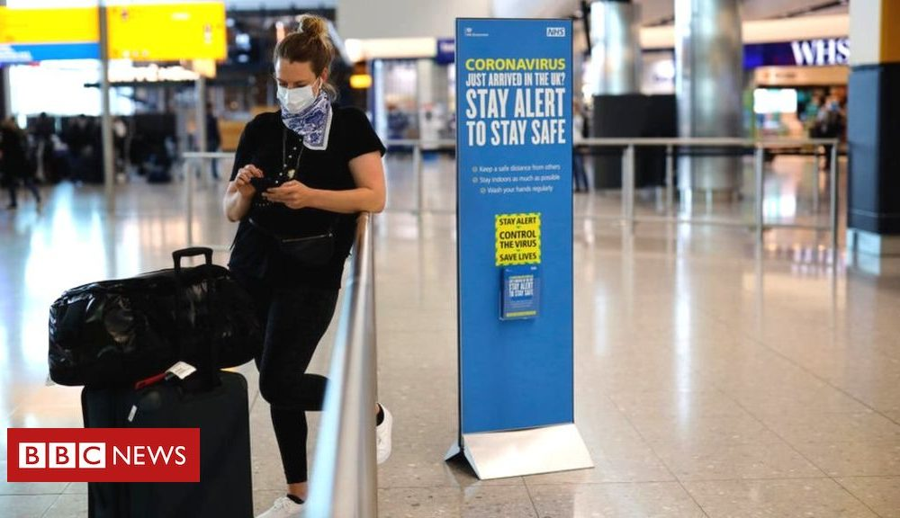 Northern Ireland Coronavirus: Ireland sees rise in percentage of cases coming from international travel
