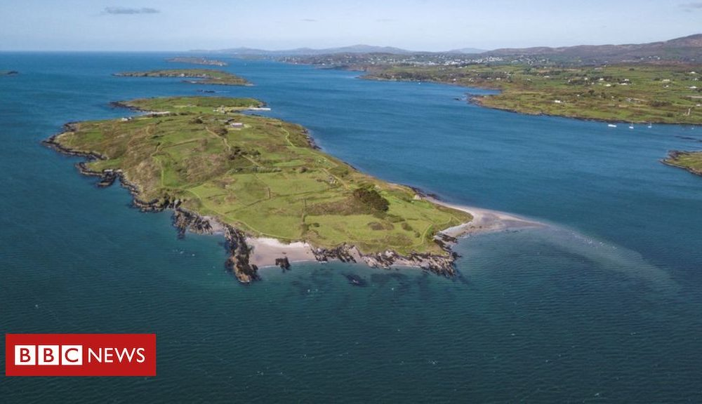 Northern Ireland Horse Island: Shopping for a private island in a pandemic