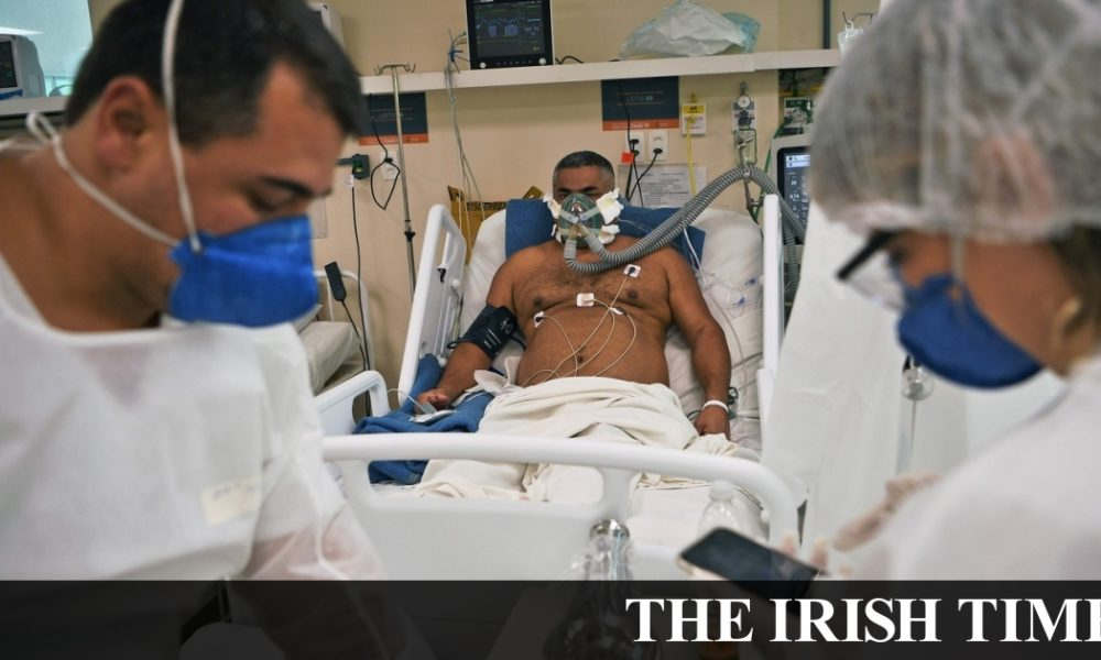 Irish backstop – Coronavirus: Fears US cases spiralling out of control as WHO says lack of globarity soliarity bigger threat than virus