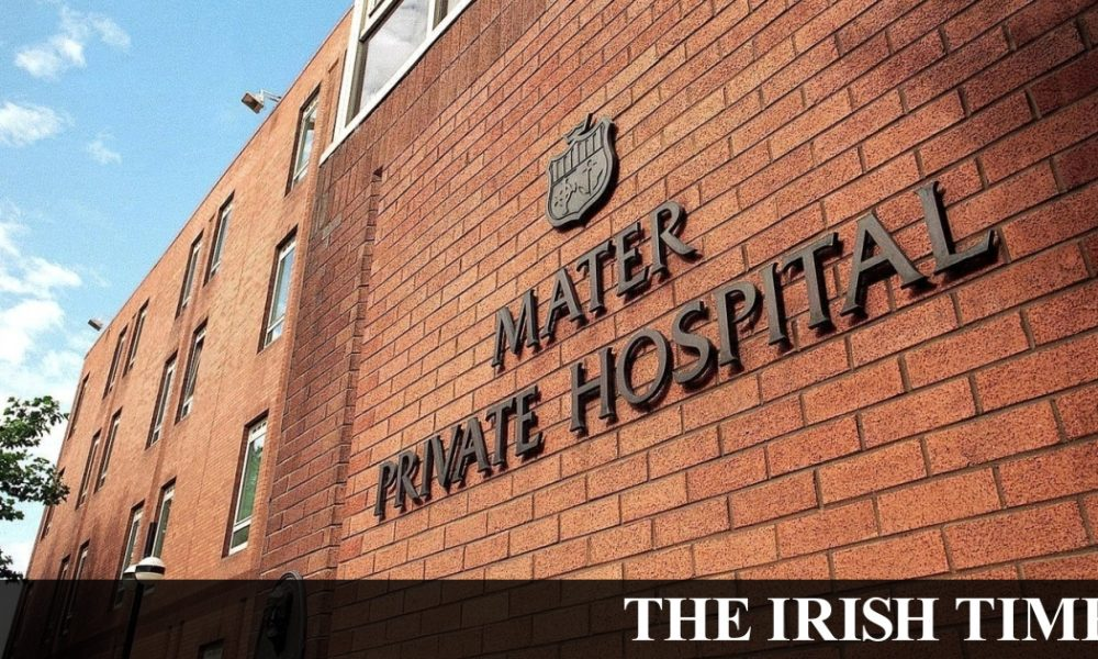 Irish backstop – Mater Private boss warns staff over its future in face of recession