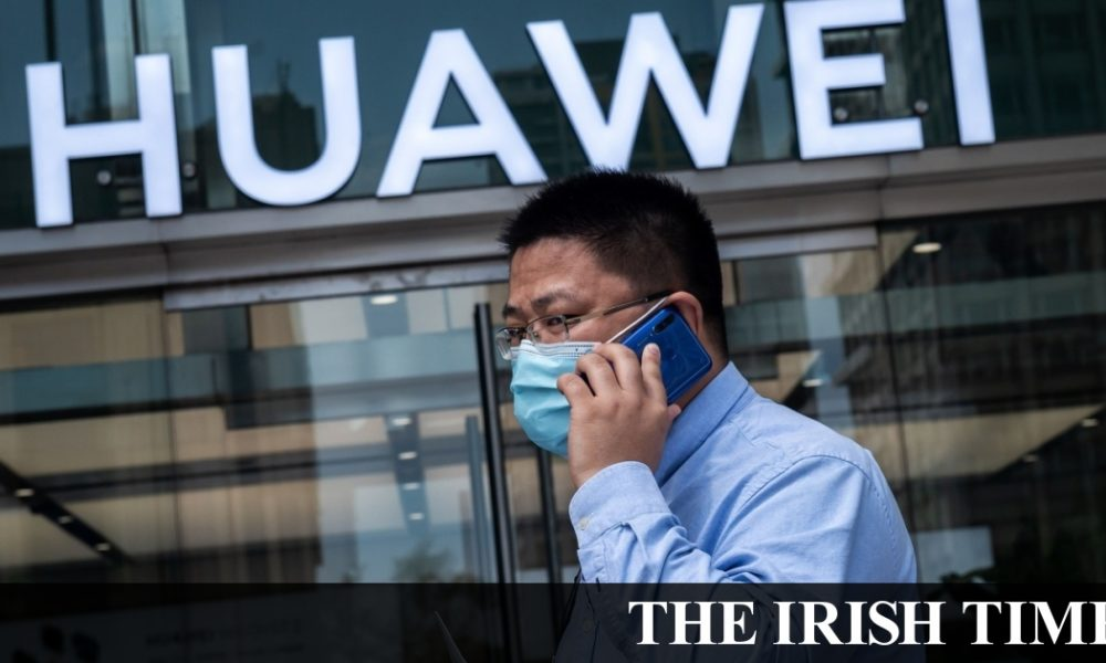 Irish backstop – UK to purge Huawei from 5G by 2027, angering China