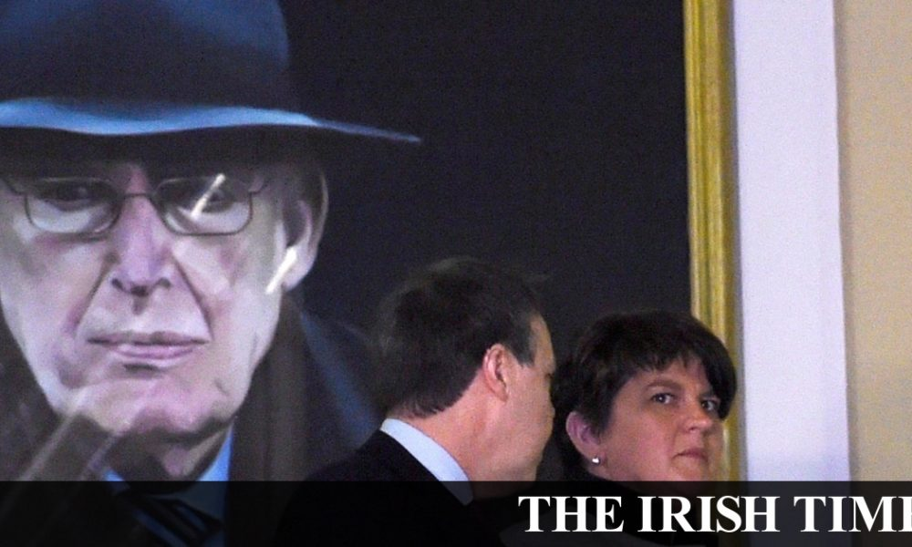 Irish backstop – Unionists have many reasons to like the Government