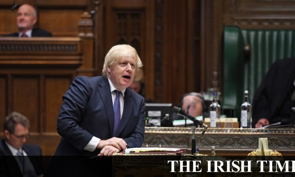 Irish backstop – The Irish Times view on British politics: the Brexit purge continues