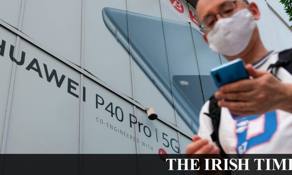 Irish backstop – UK expected to phase Huawei out of 5G network