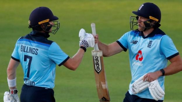 Northern Ireland England stumble to win over Ireland in second ODI