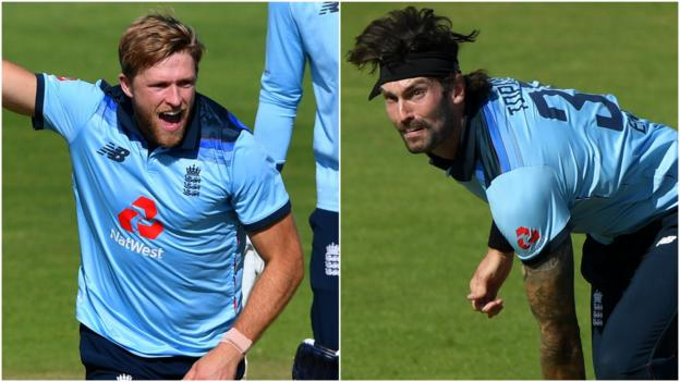 Northern Ireland Willey & Topley recalled by England for Ireland ODIs