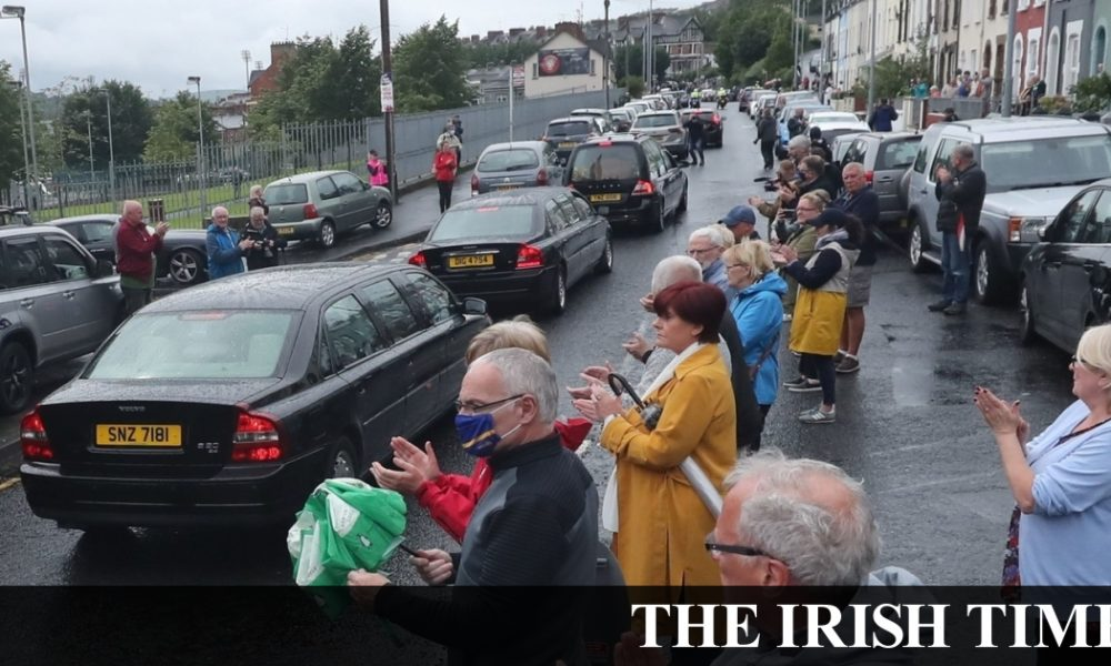 Irish backstop – John Hume's socially distanced send-off a fitting end to the life of a 'great servant'