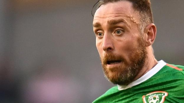 Northern Ireland Richard Keogh: Ex-Derby County captain joins MK Dons