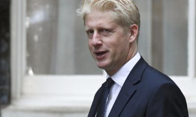 Boris Johnson – UK's Johnson names brother and Brexiteers to House of Lords
