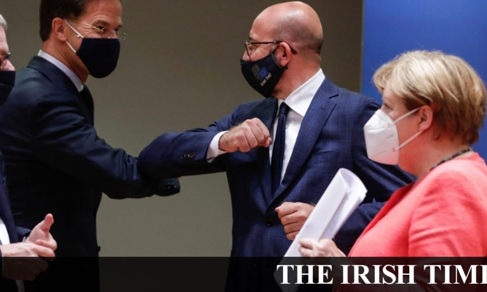 Irish backstop – EU elbows, silver surges and the patience of a Brexit negotiator