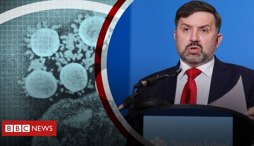 Northern Ireland Watch: Department of Health news conference