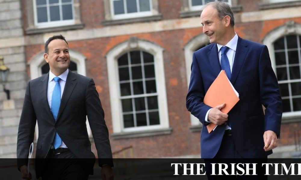Irish backstop – We don't really live in a Utopia. It's just our neighbour is a gurning claptrapocracy