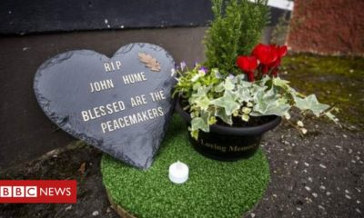 Northern Ireland John Hume: Funeral of former SDLP leader to be held in Derry