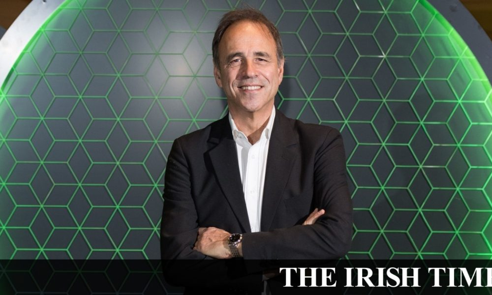 Irish backstop – Anthony Horowitz: 'If it wasn't for writing I'd be a horrible human being'
