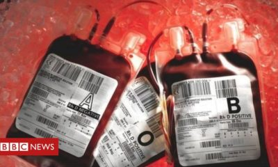 Northern Ireland Health minister increases NI blood payments