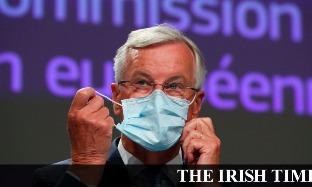 Irish backstop – Brexit: Barnier says trade deal 'unlikely' as UK wasting time