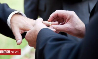 Northern Ireland Same-sex marriage: Religious ceremonies to start in NI