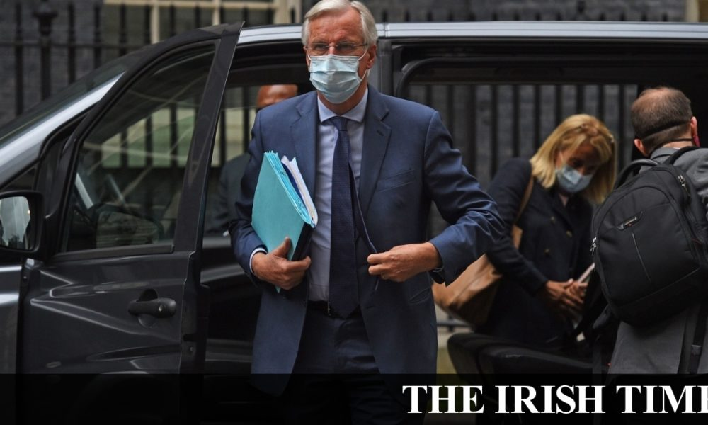 Irish backstop – No deal without implementation Northern Ireland protocol, EU says