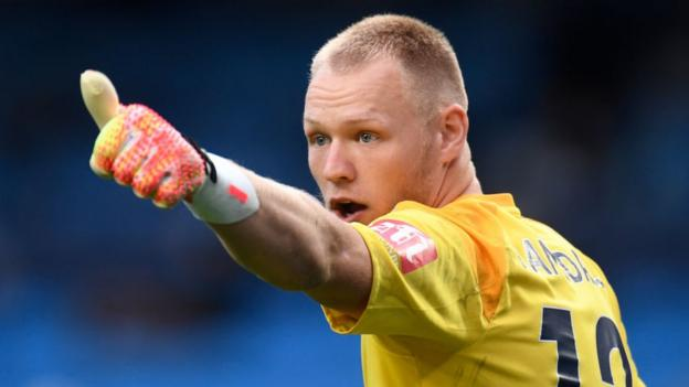 Northern Ireland Aaron Ramsdale: Bournemouth accept Sheffield United's £18.5m bid for goalkeeper