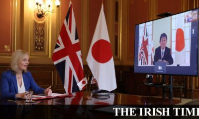 Irish backstop – UK strikes 'historic' trade deal with Japan