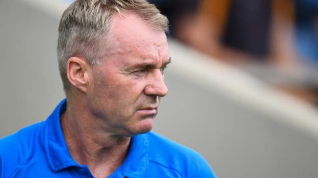Northern Ireland John Sheridan: Wigan's administrators appoint ex-Oldham manager as new boss