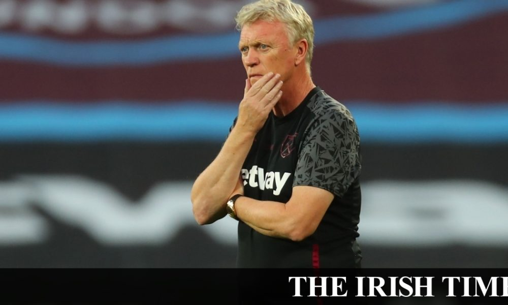 Irish backstop – David Moyes discovered positive test an hour after arriving at London Stadium