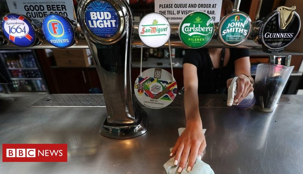 Northern Ireland Coronavirus: Stormont Executive to decide on drink-only pubs reopening