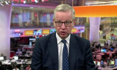 Northern Ireland Brexit: Michael Gove warns EU not to 'threaten integrity of UK'