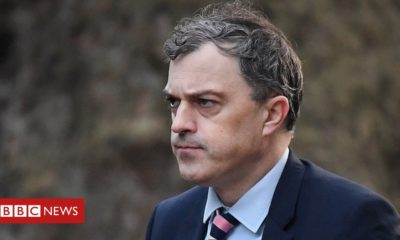 Northern Ireland Julian Smith: Focus on governing not border urges former NI secretary